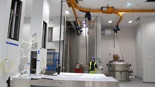 Korona forsinker Norges mest moderne laboratorium forsmittevern