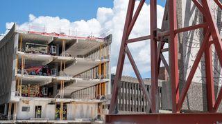 Se hurtigfilm: Slik flyttet Statsbygg 250 tonn Picasso fra Y-blokka