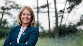 Grete Aspelund er administrerende direktør i Sweco Norge
