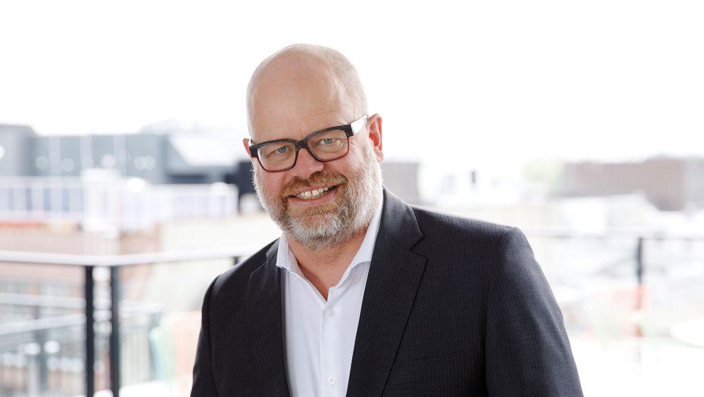Even Bolstad er daglig leder i HR Norge.