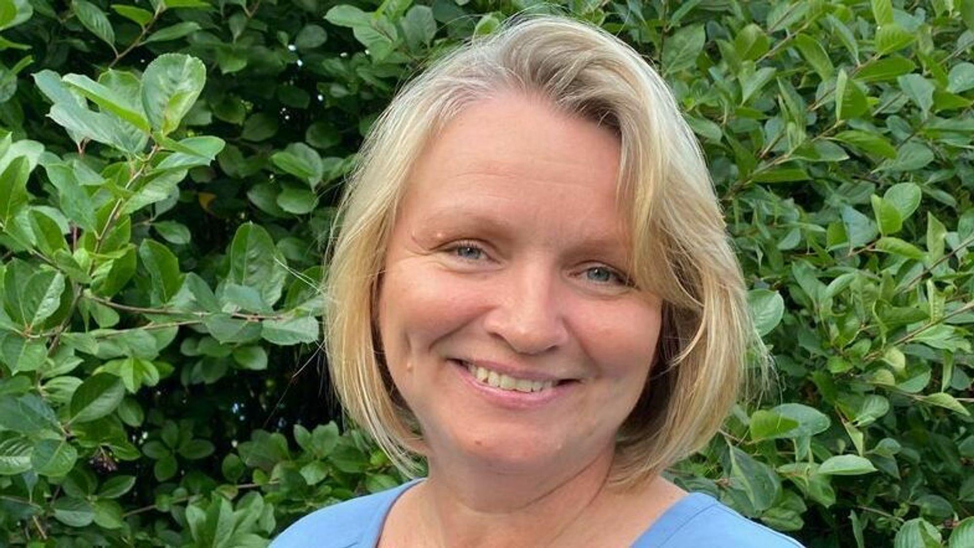Bettina Sandvin har bakgrunn fra Statens Vegvesen og skal lede i Bane Nor.