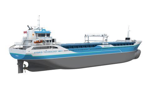 Rederier får grønne lån fra staten – bygger skipene i utlandet