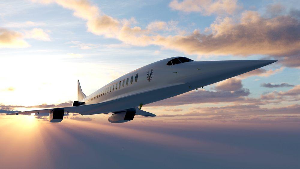 54 år etter Olympus 593: Nå skal Rolls-Royce igjen levere motorer til sivile overlydsfly