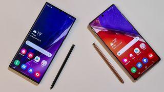 Stor Samsung-lansering – her er nye Galaxy Note20 og Note20 Ultra