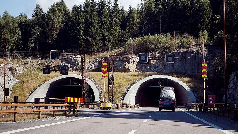 Kravene til kontroll av tunneler er for dårlig i mer enn 300 tunneler her i landet.