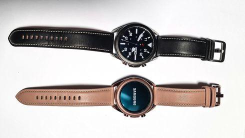 Samsung oppgraderer klokkene med flere sensorer
