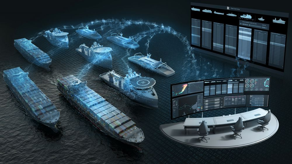 Kongsberg og Norge ligger langt framme i utvikling av autonome skip og digitale løsninger. Felles språk, standardisering, protokoller og kommunikasjon skal sikre at autonomi fungerer i alle havner og i alle farvann. ere Rolls-Royce Norge -
