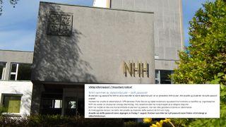 Datainnbrudd hos NHH – passord stjålet fra VPN-tjeneste med kjent sikkerhetshull