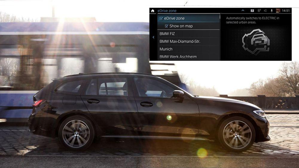 I løpet av august skal 2700 BMW-hybrider oppgraderes med teknologi som gjør at de automatisk blir elbiler innenfor de definerte lavutslippsonene til Vegvesenet.