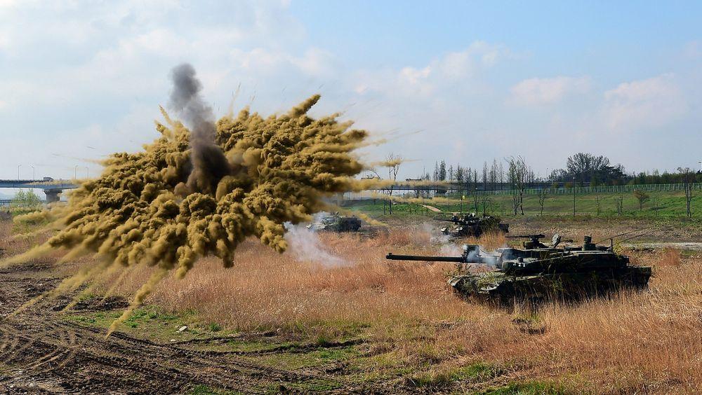 Dersom Norge kjøper K2-stridsvogner fra Sør-Korea, ligger det an til at kanontårnene blir produsert av Aker Solutions.