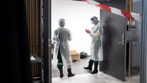 Testsenter åpnet på Flesland – flypassasjerer gikk rett forbi