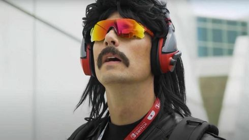 Dr. Disrespect har gjort streaming-comeback på YouTube