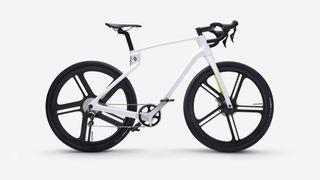 3D-printer sykler og elsykler i karbon - tilpasset kjøperens høyde og vekt