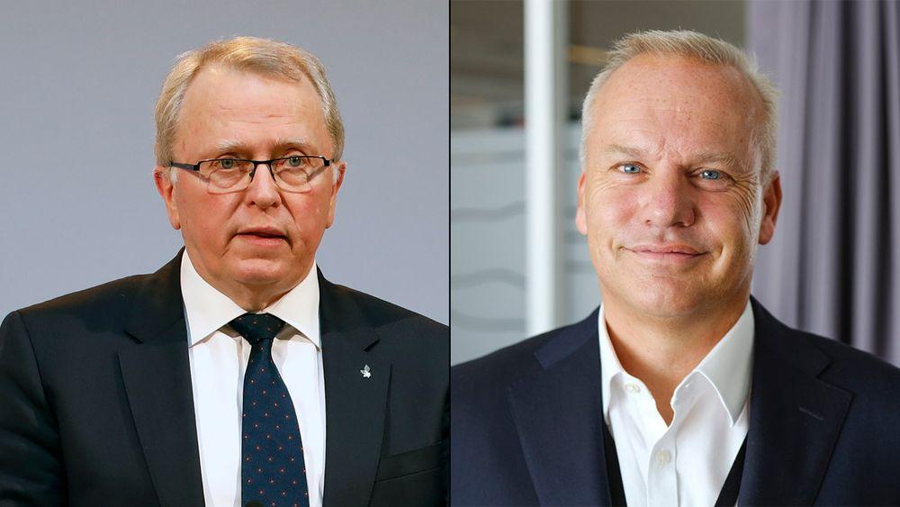 Eldar Sætre går av som konsernsjef for Equinor i november. Anders Opedal tar over.