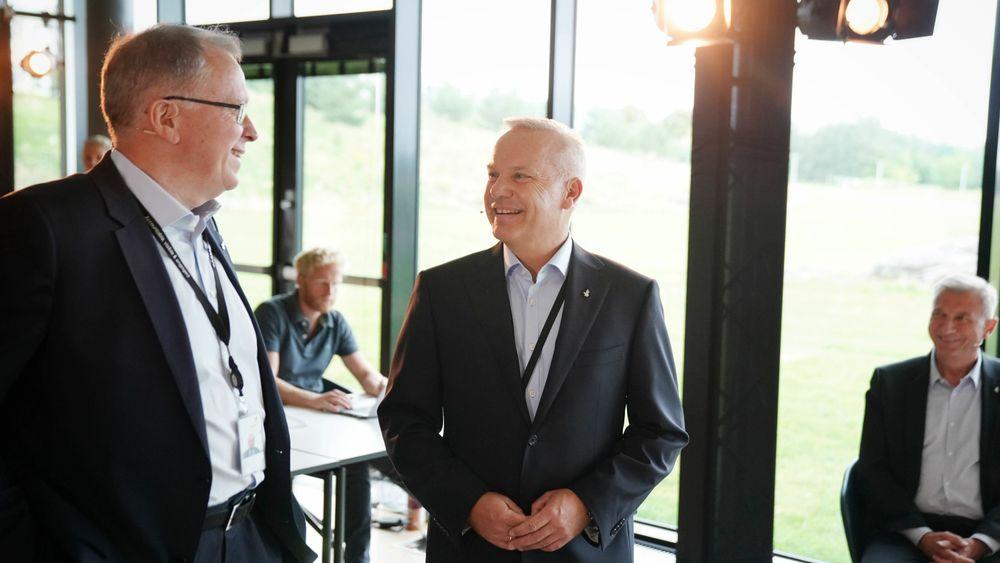 Anders Opedal erstatter i november Eldar Sætre som toppsjef i Equinor.
