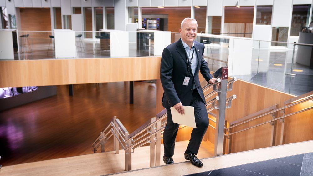 Ingeniør Anders Opedal blir ny konsernsjef i Equinor. Han håper interessen for teknologi kan bidra til at selskapet