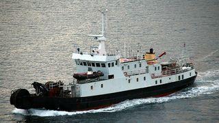 NOx-fondet støtter bygging av skip: Skal erstatte gamle skip med nye, mindre forurensende