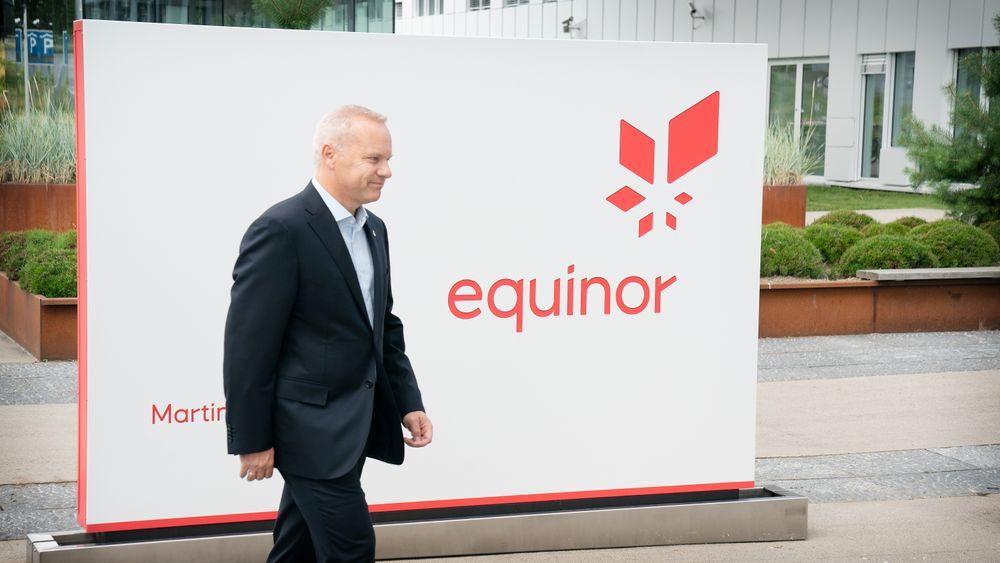 Fersk Equinor-sjef Anders Opedal presenterer i dag de svakeste kvartalstallene for selskapet noensinne.
