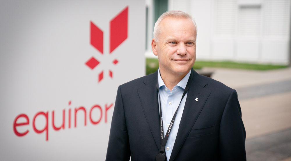 Utbyttet som Equinor, her ved konserndirektør Anders Opedal, leverer til staten er langt lavere målt som andel av overskuddet, enn hva Statkraft leverer til den samme eieren, skriver Øystein Noreng.