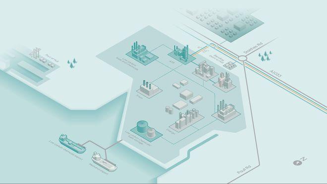 Equinor skal bygge verdens første storskala anlegg for å lage hydrogen fra gass – kombinert med CO2-fangst og lagring