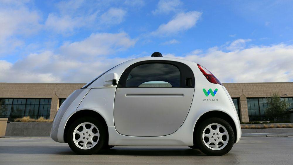 Waymo tester autonome biler i California, og er ikke fornøyd med rapporteringskravene.