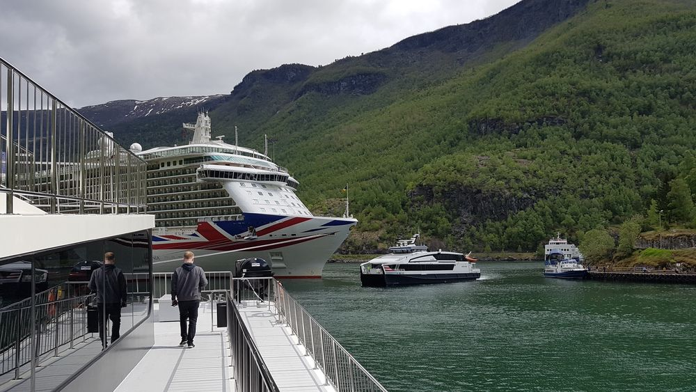 Cruisenæringen kan bli endret betydelig som følge av korona, tror forsker.