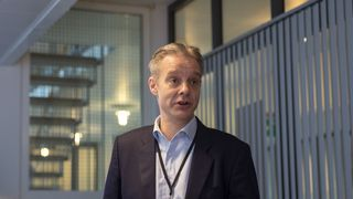 Steffen Sutorius, direktør i Digitaliseringsdirektoratet.