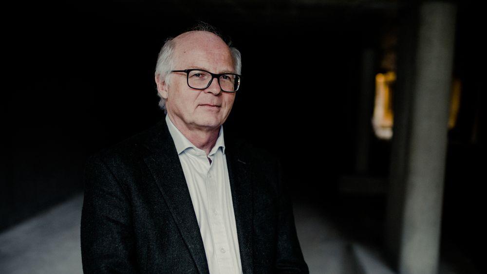 Ole Martin Moe er prosjektleder fra Cowi for Fortum Oslo Varmes karbonfangstanlegg på Klemetsrud.