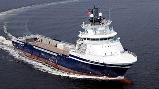 Island Offshore bygger om tre forsyningsskip til hybrid drift med batteripakker