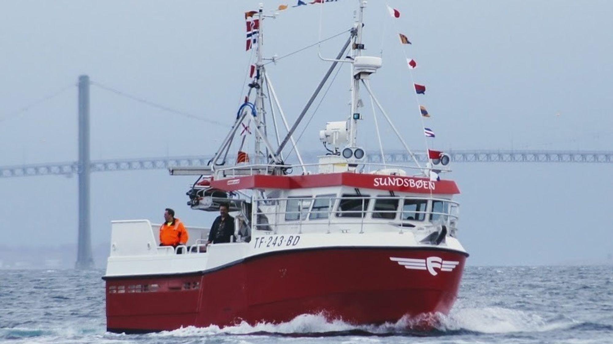 Sundsbøen er  den andre hybridefiskebåten fra Selfa Artctic. Båtbyggeren legger opp til serieproduksjon av hybride fiskebåter heretter.