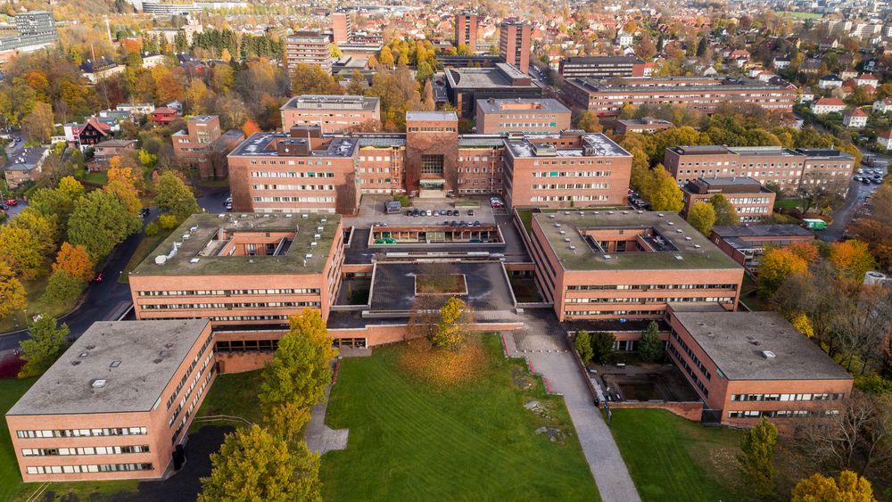 Universitetsområdet på Blindern skal bli en del av Oslo Science City.