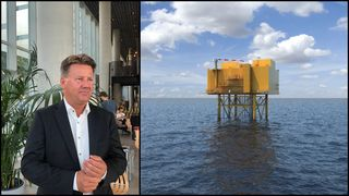 Nå har det norske oljeserviceselskapet en tredel av ordrereserven i havvind: – Oljeerfaring blir stadig mindre viktig