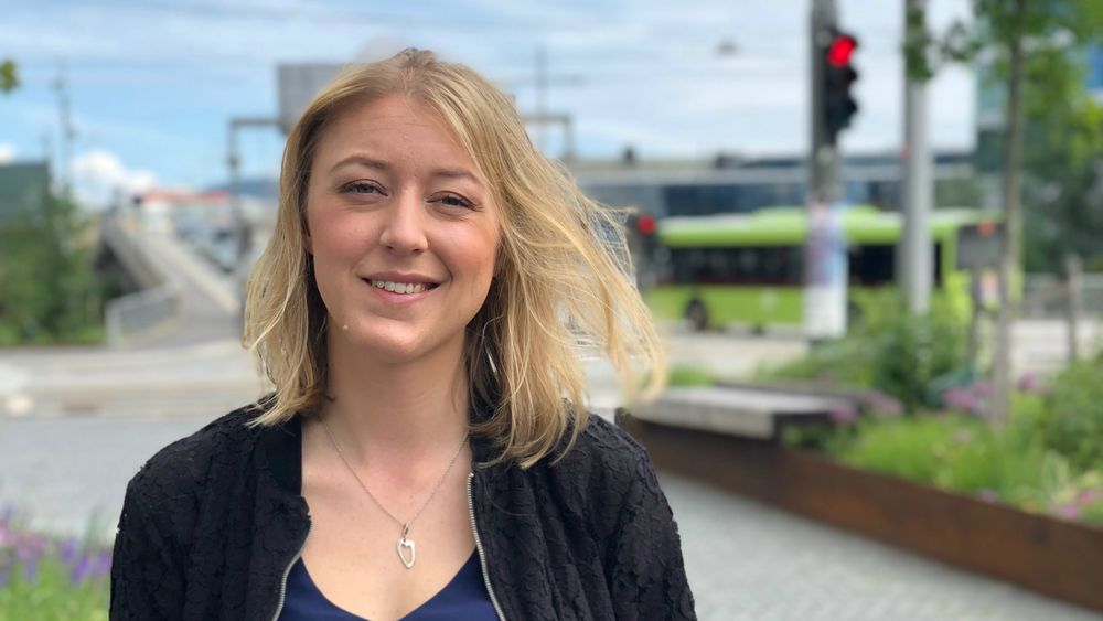 Mina Finstad Berg Blir Tv 2s Nye Sportskommentator Medier24 No