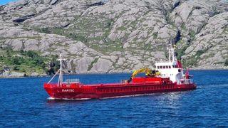 Vrakpant sender minst 35 skip til spiker