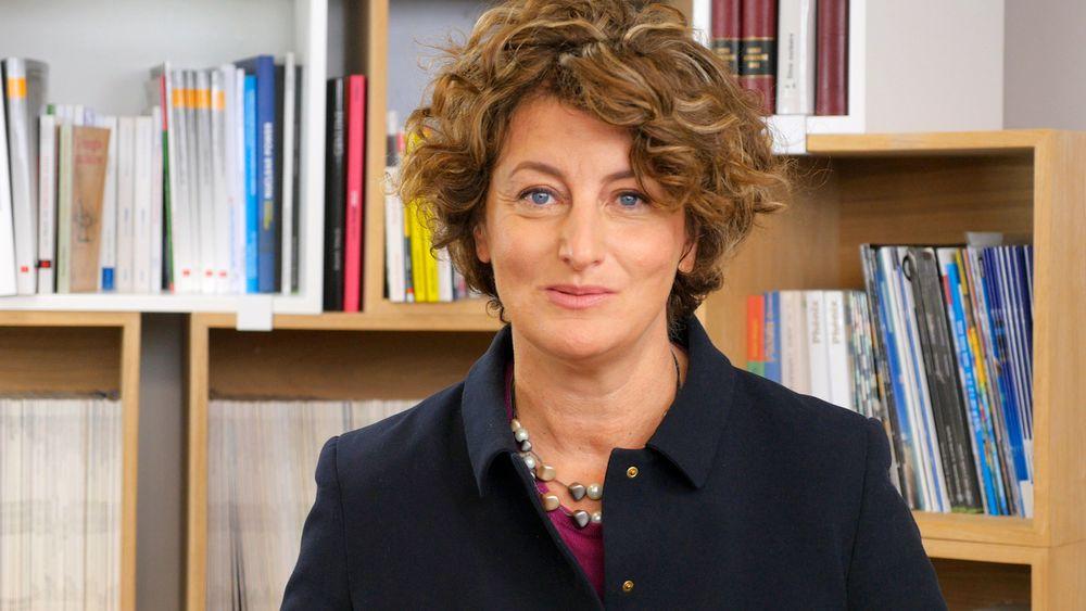 Atomkraft er Frankrikes tredje største næring med 220000 mennesker i arbeid. Valerie Faudon i Den franske atomkraftforeningen ønsker seg et program for å bygge enda flere anlegg.