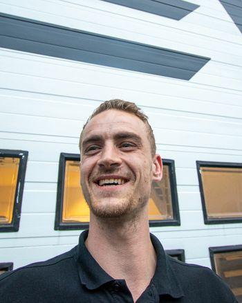 Jacob Pedersen, daglig leder i EV Services.