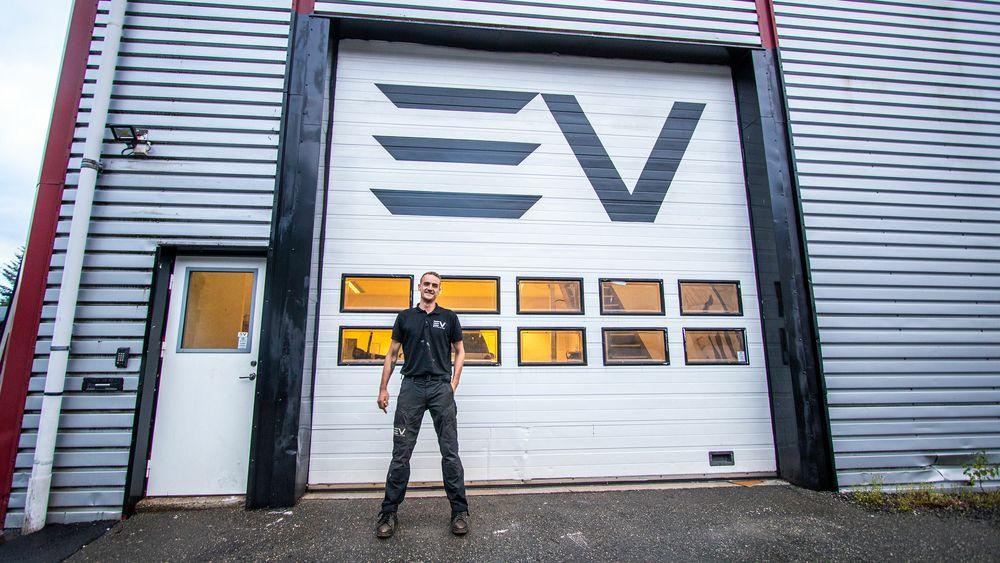 EV Services er er bilverksted som utelukkende jobber med elbiler.