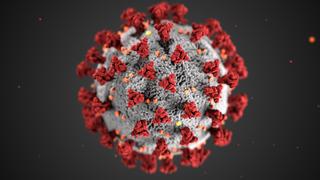 Illustrasjonsbilde, koronavirus.