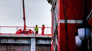 Byggarbeidere bes gå på jobb – mekling fortsetter på overtid