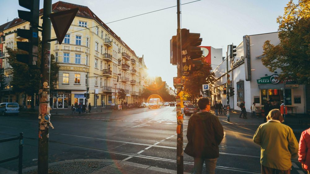 Den tyske arbeidstakerorganisasjonen GI Metall ønsker firedagersuke. Illustrasjonsfoto fra Berlin.