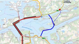 Slaget om Romsdalsfjorden: Å utrede denne løsningen har blitt et folkekrav