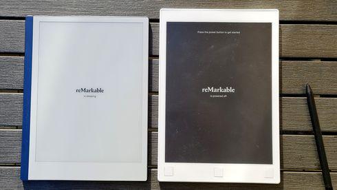 Test: ReMarkable 2 er tynnere, penere og holder lengre. Vi er allerede overbevist