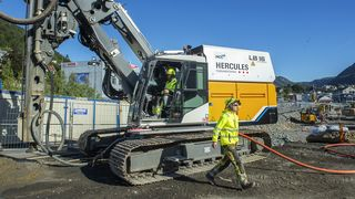 Liebherr LB 16 unplugged