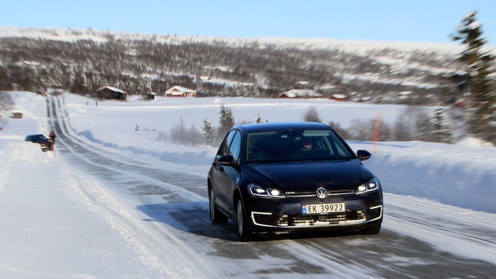 E-Golf er den nest mest solgte elbilen i Norge noen gang. Nå er det slutt.