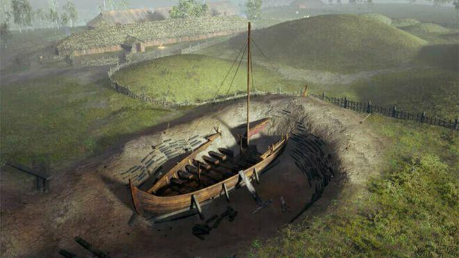 Tror vi finner flere vikingskip: Ny teknologi revolusjonerer arkeologien