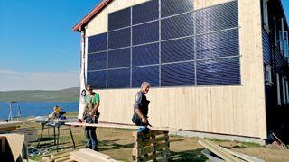 Midt på vidda skal solkraft erstatte 16.000 liter diesel