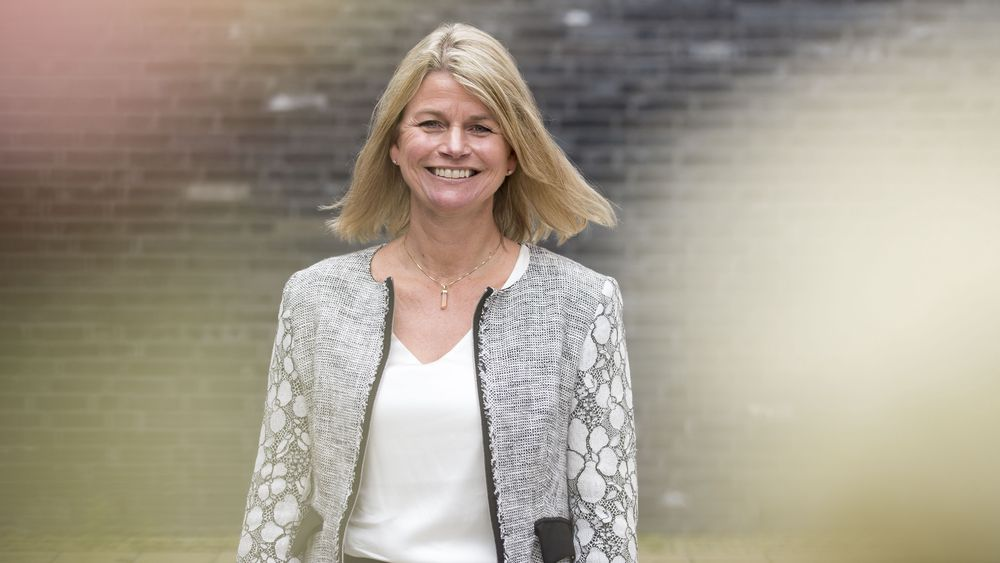 Ingrid Sølvberg har en ambisjon om å gjøre OD mer synlig, også i samfunnsdebatten. – Vi har så enormt mye informasjon som bør nå fram til flere.