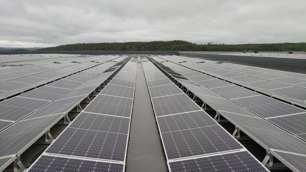 Solkraft ventes å vokse kraftig i årene framover.