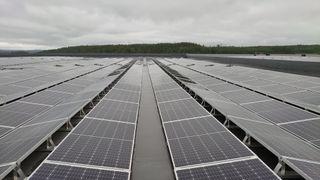 Fornybar energi vinner fram under koronakrisen