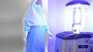 Kritiserer myndighetene for å ikke bruke UV-lys mot korona